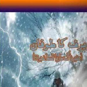 Amber Naag Maria Series Part 69 (Barf Ka Toofan) Urdu Novel   Free download PDF and Read online