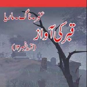 Amber Naag Maria Series Part 12 (Qabar Ke Awaaz)    Free download PDF and Read online