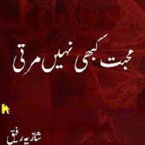 Mohabbat kabhi nahi marti    Free download PDF and Read online