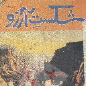 Shikast e Arzoo    Free download PDF and Read online