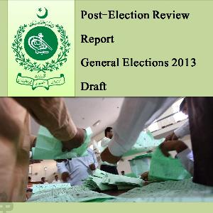Post Election Review Report General Elections 2013