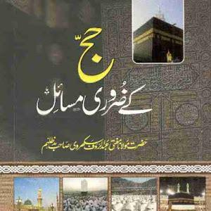 Manasik Hajj Ke Zaroori Masail   Free download PDF and Read online