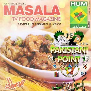 Masala Magazine June 2017